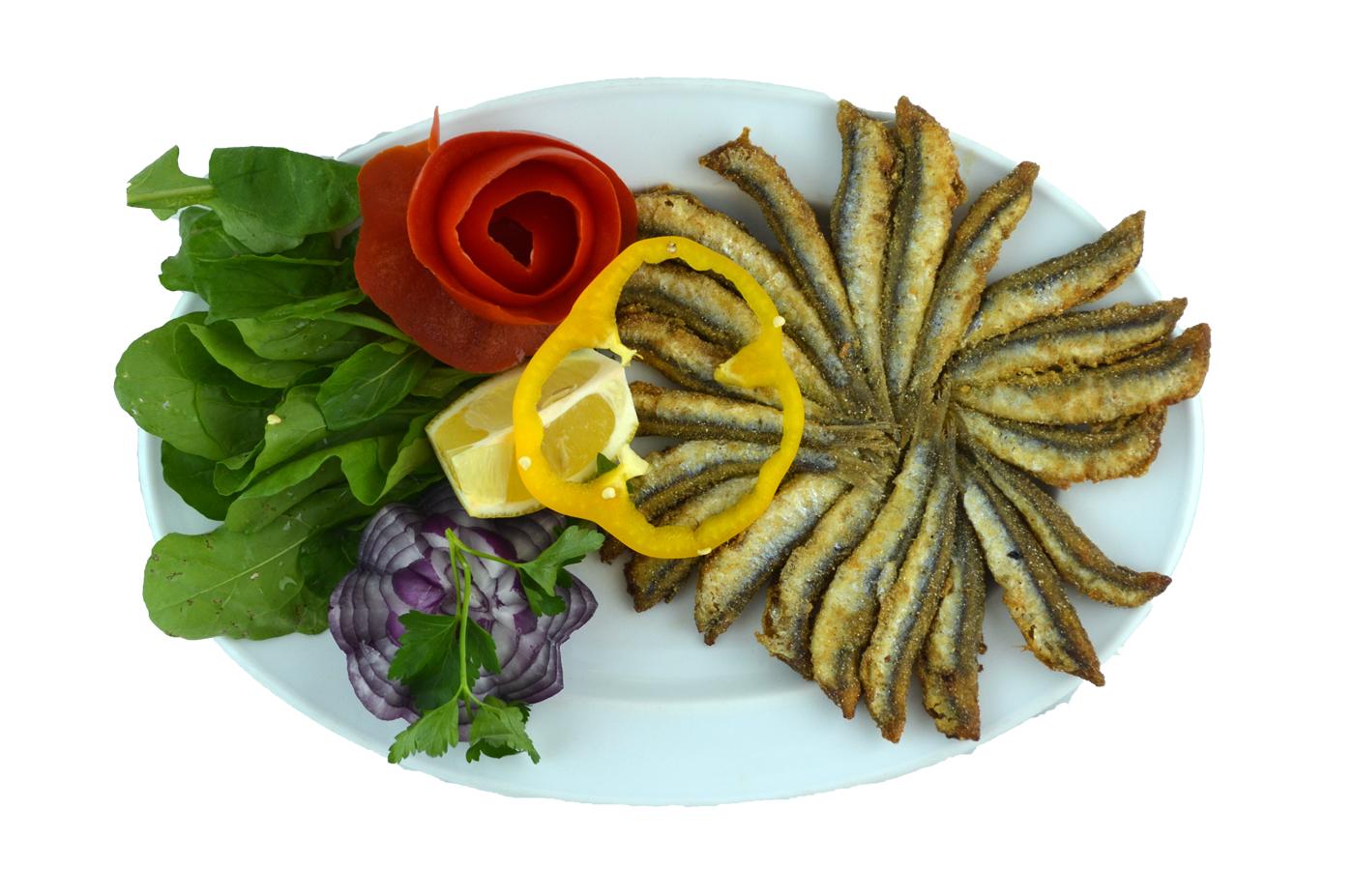 Safran meyhane Balık menü